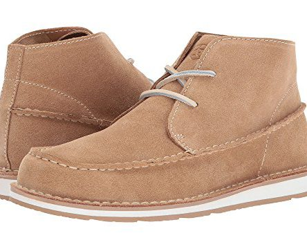 CRUISER LACE DIRTY TAUPE SUEDE